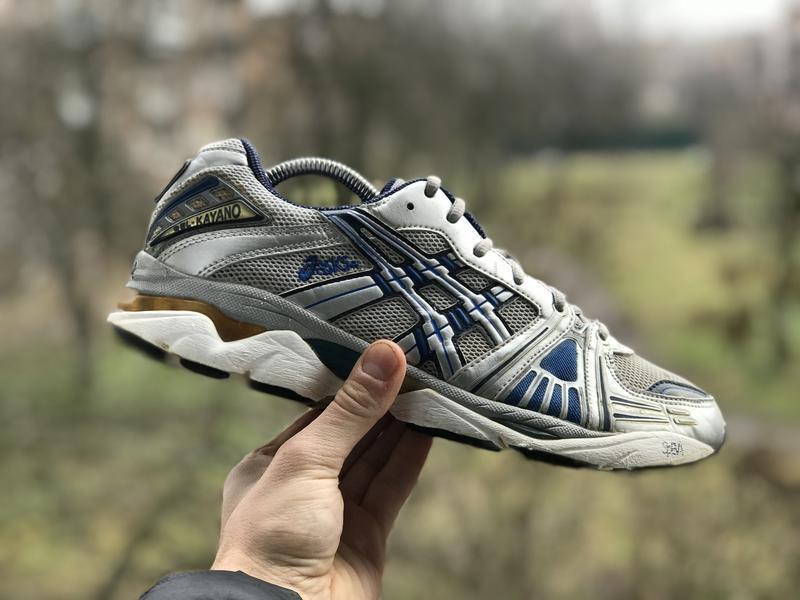 Asics gel kayano спортивні бігові кросівки оригінал