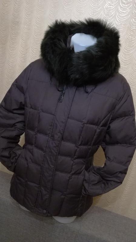 Куртка пуховик размер 36-38 per una