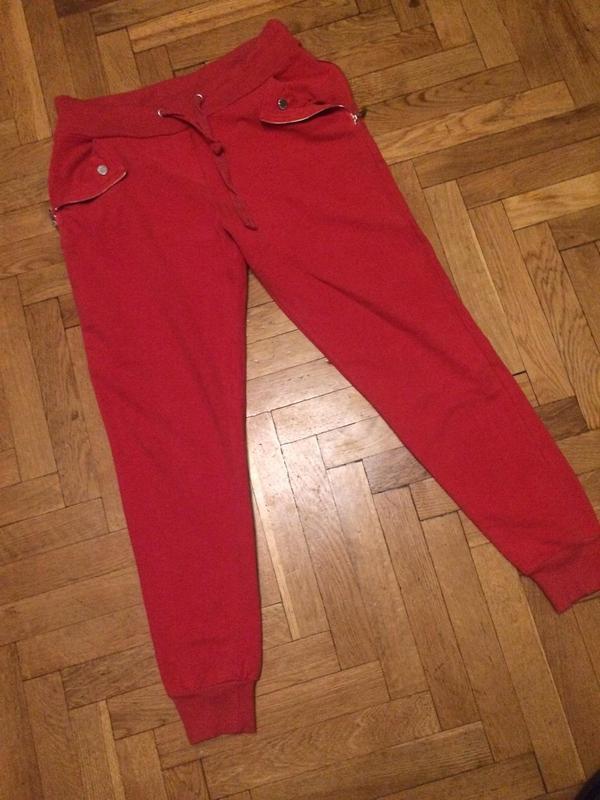 Стильные джоггеры,хлопок,спортивные штаны от amisu