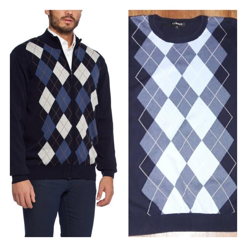 🔥🔥🔥стильная мужская кофта, свитер, джемпер george🔥🔥🔥