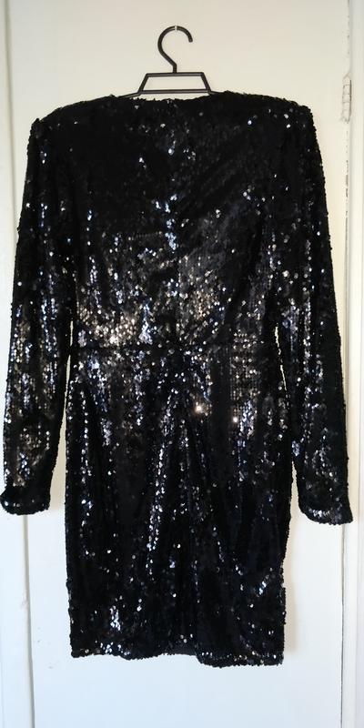 Продам новое женское праздничное новогоднее платье в паетках - Фото 10