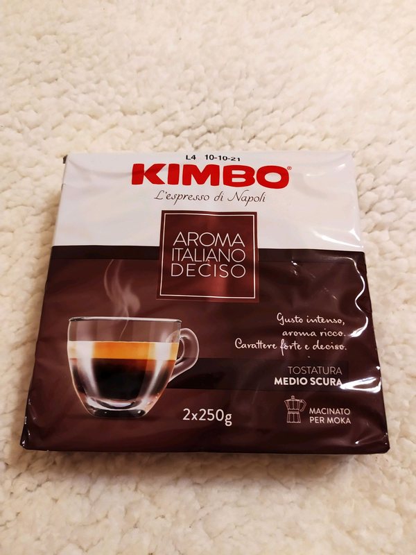 Кофе Кимбо 500г