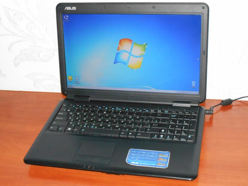 Ноутбук ASUS K50C - 15,6