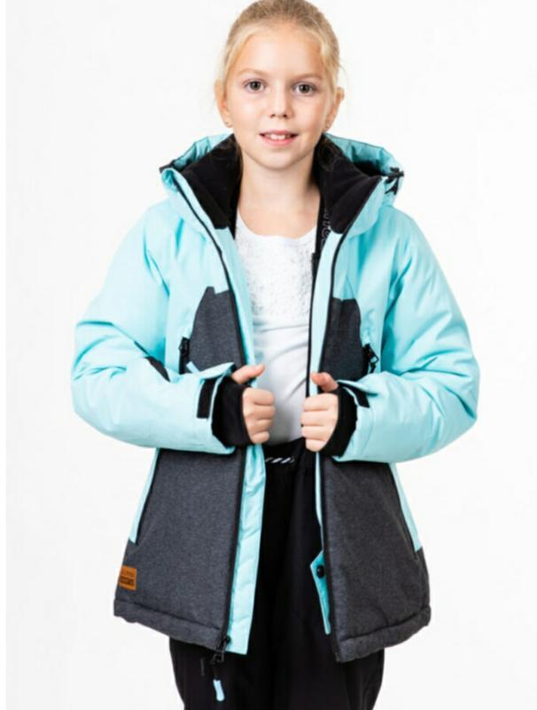 Детская подростковая  just play термо куртка