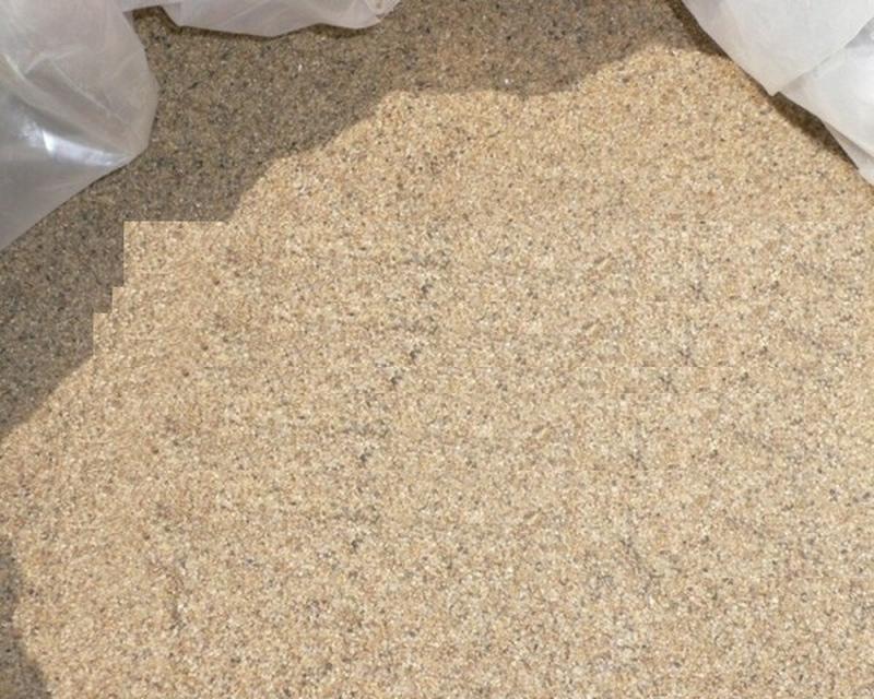 Песок Кварцевый Сухой Крупный Карьерный  650грн тонна Купить