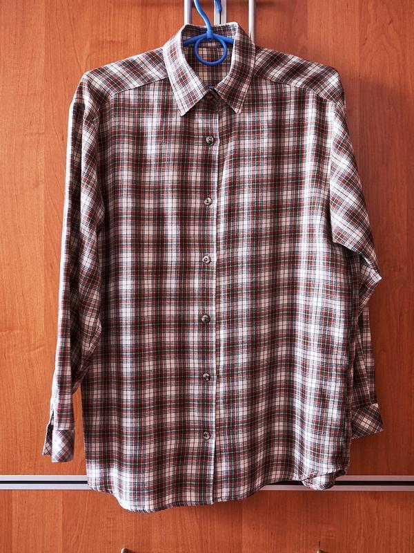 Женская брендовая рубашка.
