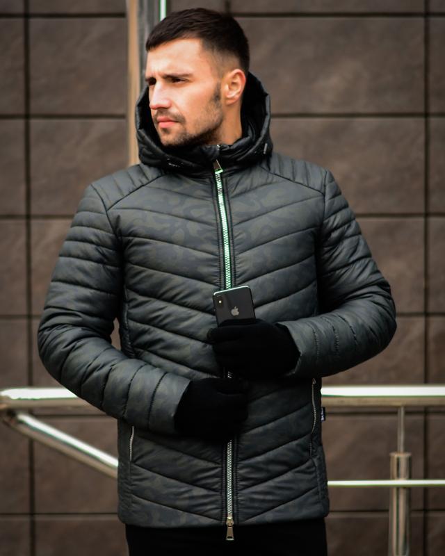 NEW Стильная мужская курточка, на лютые морозы! Высокое качество.