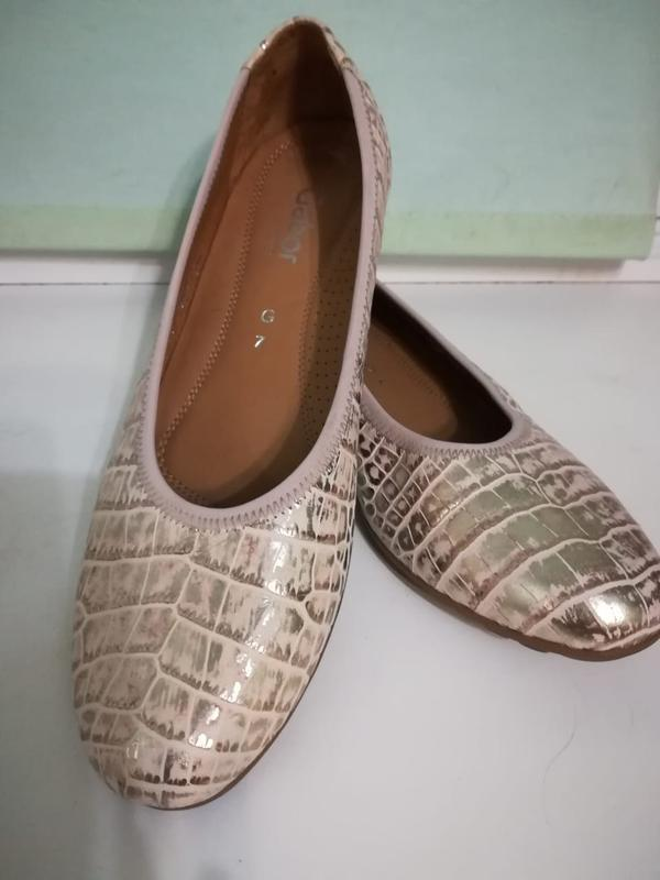 Красивые удобные туфли балетки большого размера