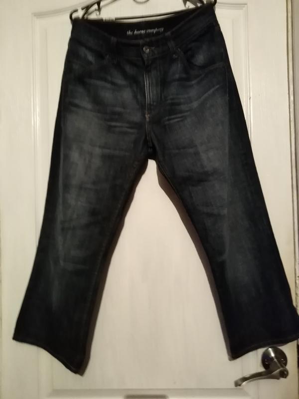 Мужские джинсовые бриджи Mustang оригинал