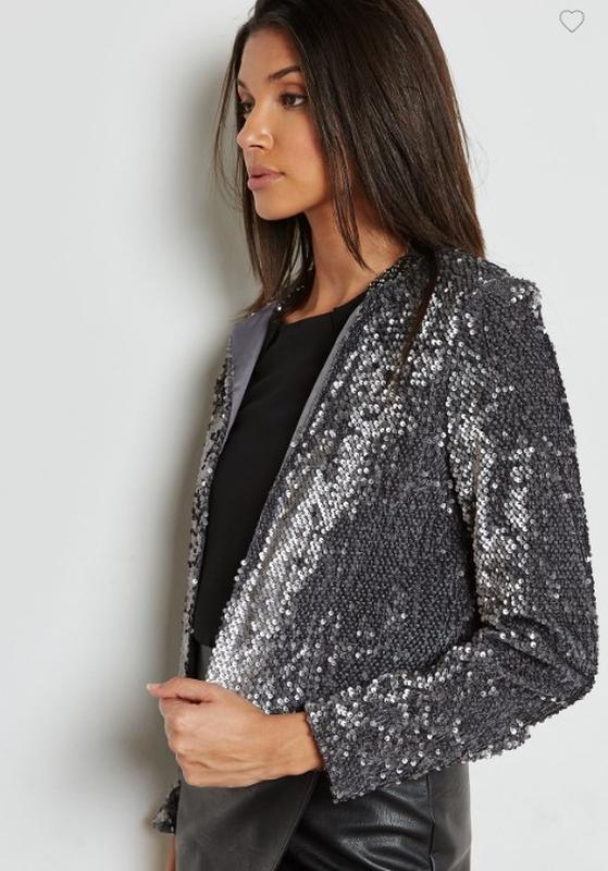 Брендовый серебристый пиджак накидка dorothy perkins молдова п...