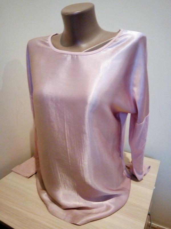 Нарядная блуза, кофта, атласная, с блеском esmara