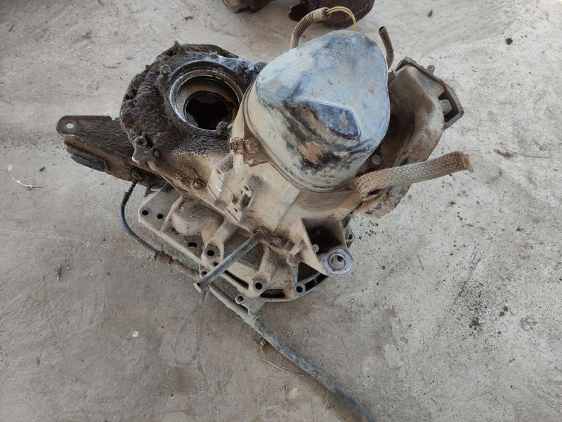 Коробка передач КПП  Renault 19, 1.7 1.8 бензин рено 19 №2110