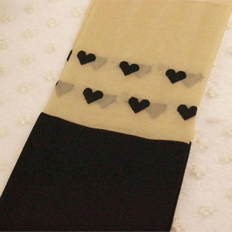 ✅колготы-чулки сердечки рр 2-3 рост до 160 см