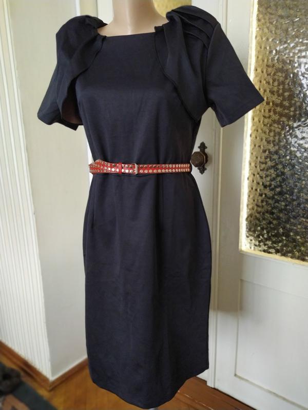 Невероятное чёрное платье