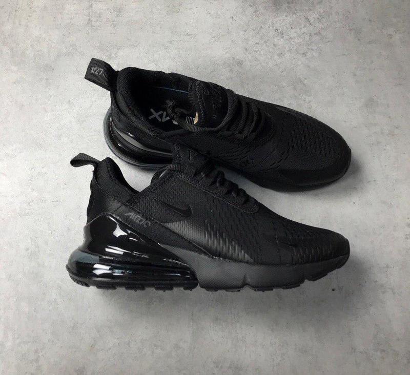 Air max 270 black,36-40