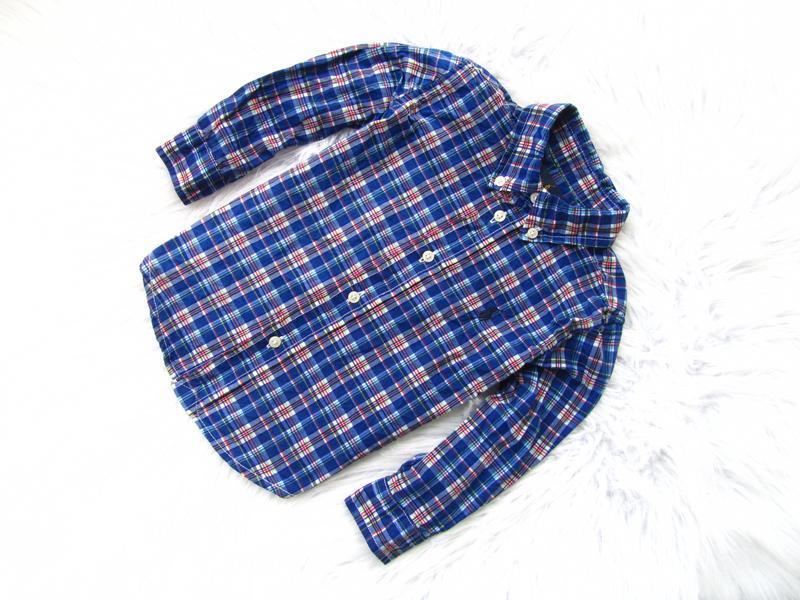 Качественная и стильная рубашка ralph lauren