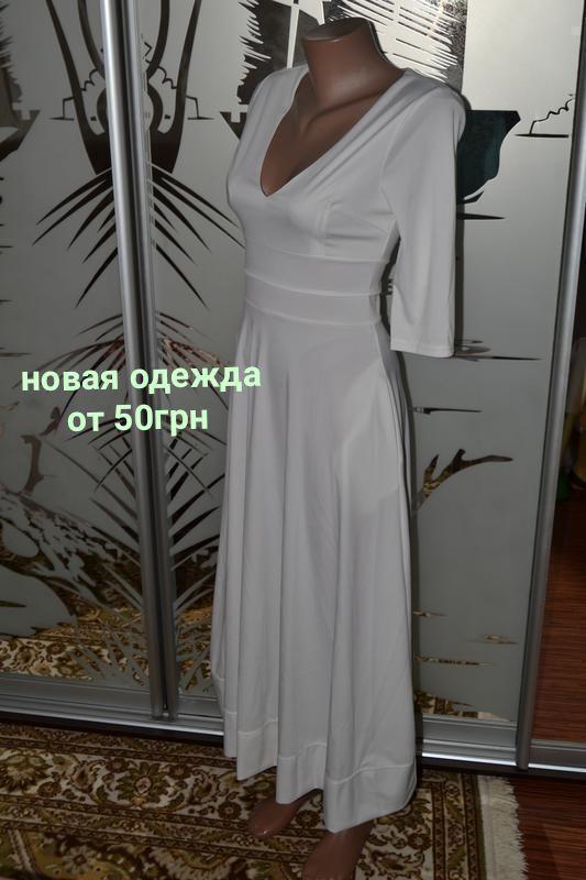 Платье невеста с карманами