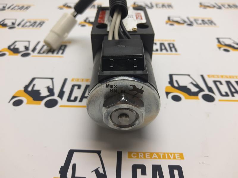 Клапан электромагнитный, соленоид, для вилочного погрузчика - Фото 3