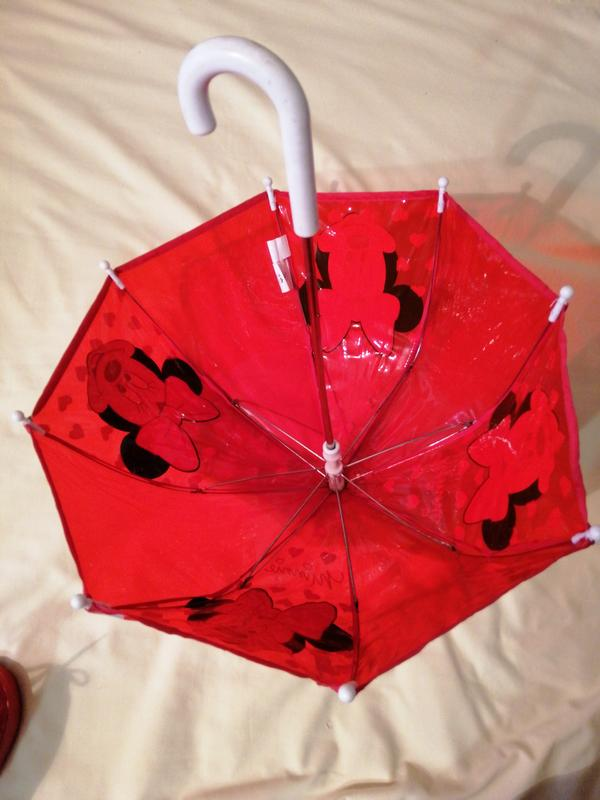 Комплект для осени сапоги и зонтик - Фото 6