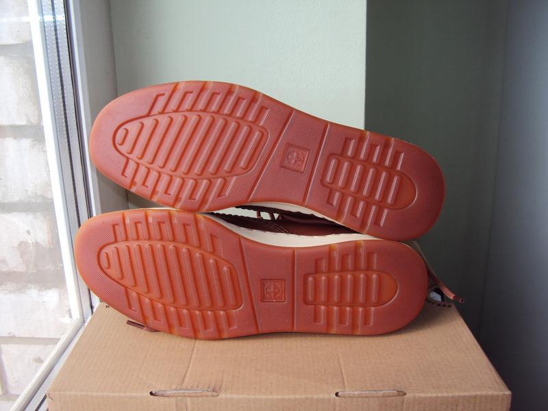 Dr. martens newton 8-eye ● 42р ● кожаные демисезонные ботинки.... - Фото 7