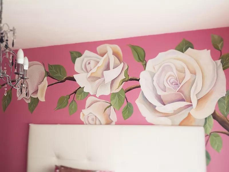 Роспись стен - Фото 2