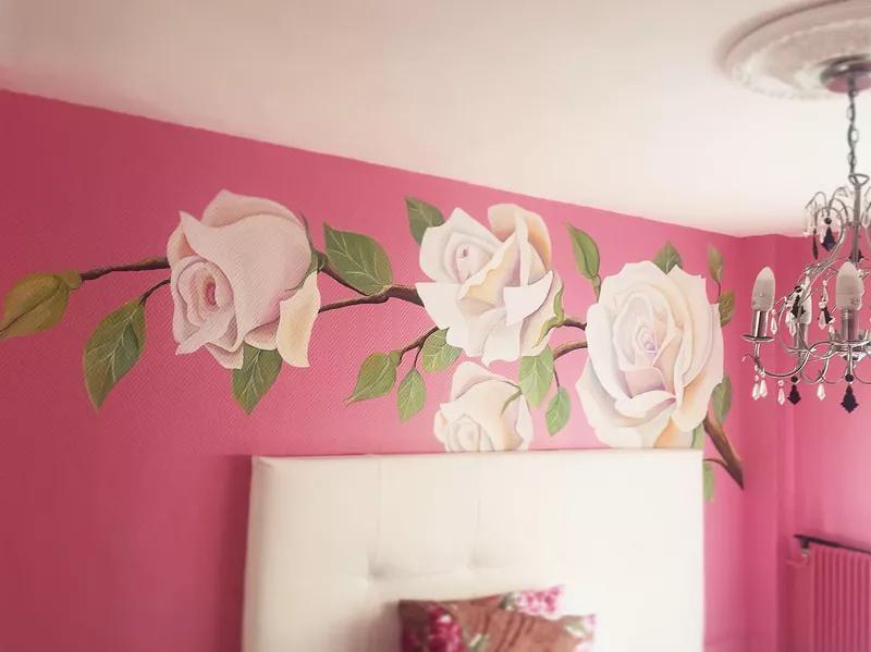 Роспись стен - Фото 3