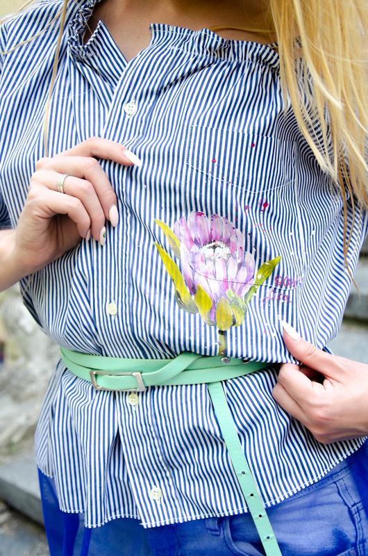 Роспись одежды - Фото 2