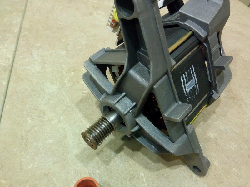 Двигатель стиральной машины LG 2802011000 - Фото 4
