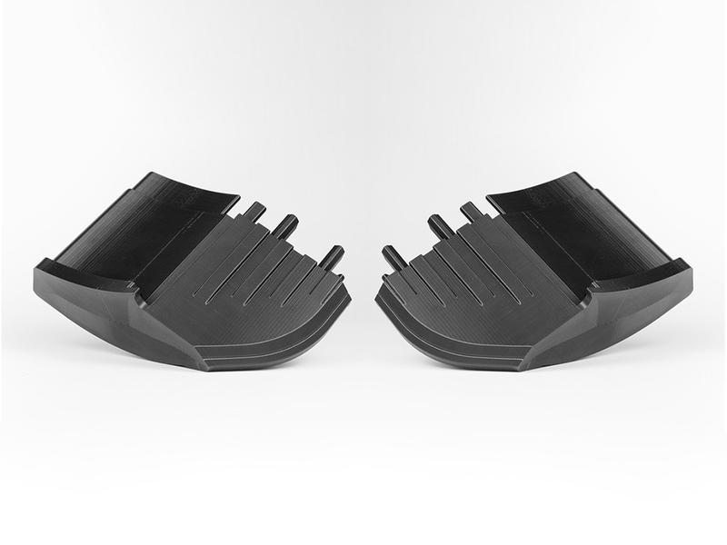 7L0071980A041 Заглушка порога VW Touareg (2002 - 2010) 3D печать.