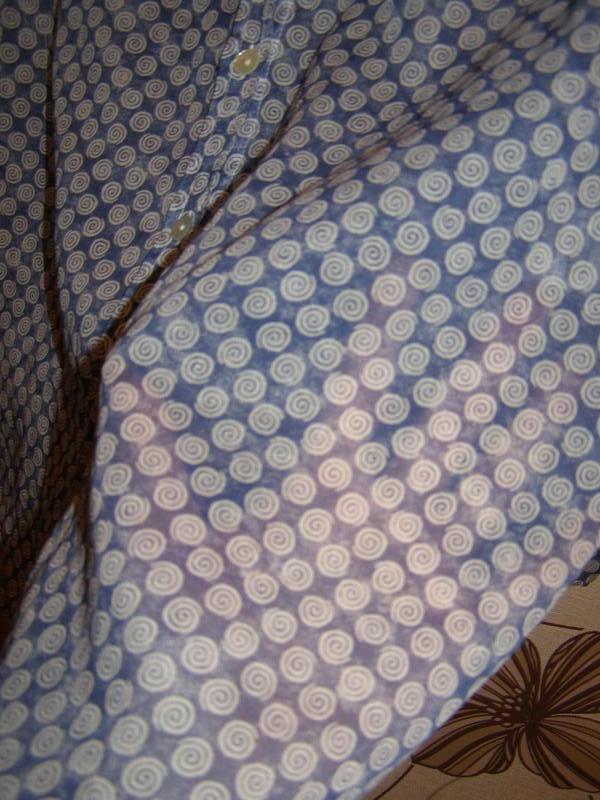 Sophie невесомая рубашка из хлопка, италия , р.44 или р.м - не... - Фото 3
