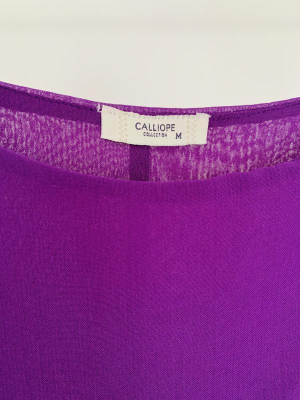Блузка на одно плечико - Фото 2