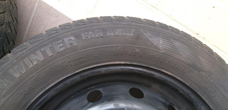 Продам колёса r15 с дисками и резиной - Фото 3