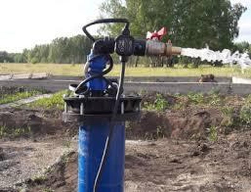 Бурение скважин на воду в Полтаве и Полтавской обл/ Буріння