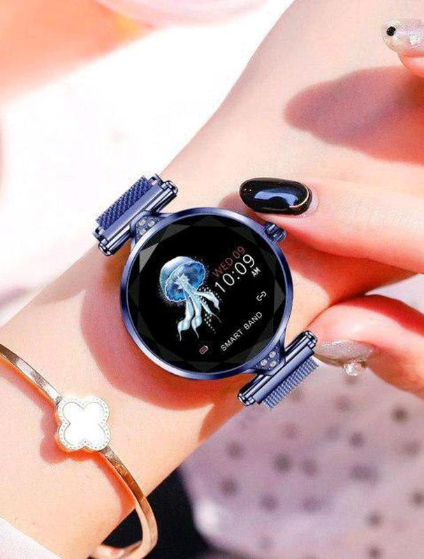 Женские часы-браслет Smart Watch H1 -  новинка 2019 года - Фото 3