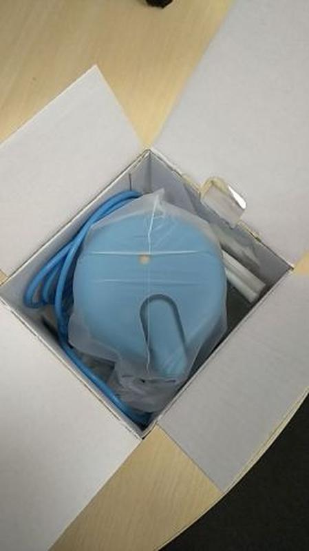 Увлажнитель воздуха Xiaomi VH Man Desktop Humidifier 420ML - Фото 5