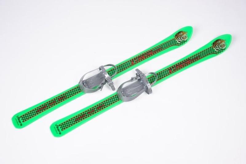 Топ! Детские лыжи с палками Marmat Vikers 90 см - 4 цвета! - Фото 3