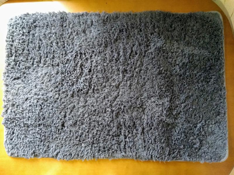 Ковер из ворса 60х90 см - Фото 4