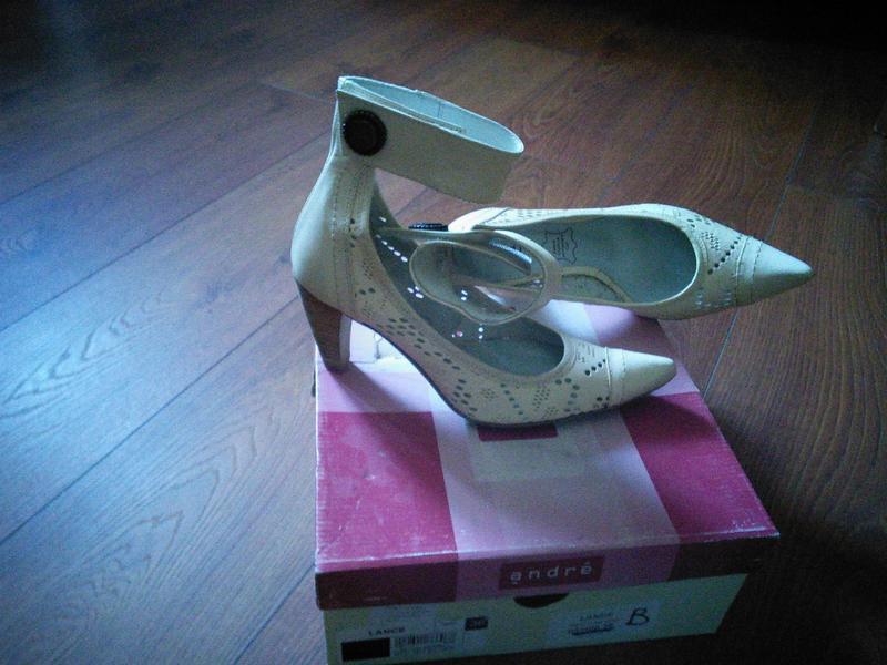 Туфли летние 36 размер - Фото 2