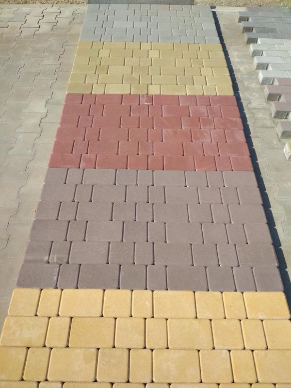Тротуарная плитка СТАРЫЙ ГОРОД. Немецкое качество-Украинская цена