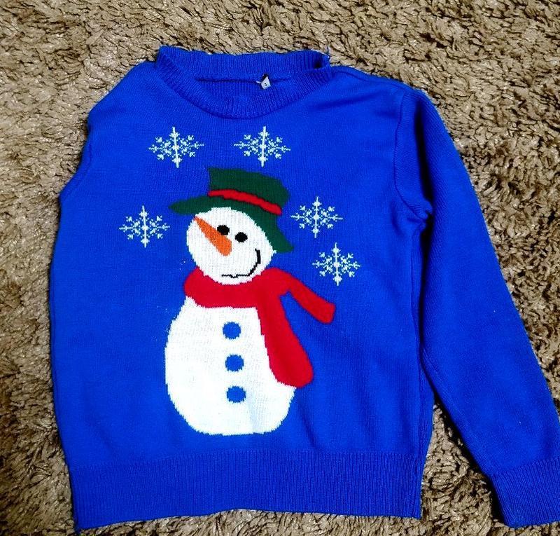 Свитшот новогодний світшот свитер кофта реглан