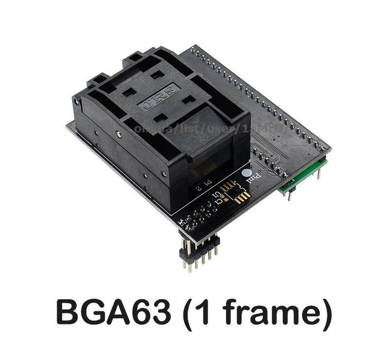 Адаптеры BGA для RT809H - BGA169 / BGA153 / BGA63 / BGA64 / RT809