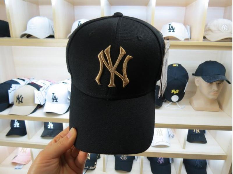 Качественная бейсболка кепка new york yankees оригинал - Фото 2
