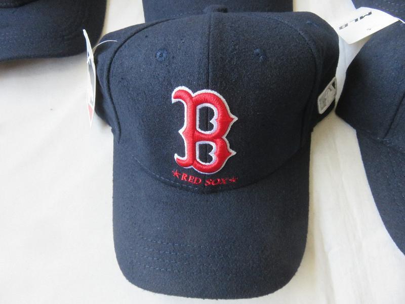 Зимние теплые бейсболки кепки boston red sox от mlb шерсть ори... - Фото 3