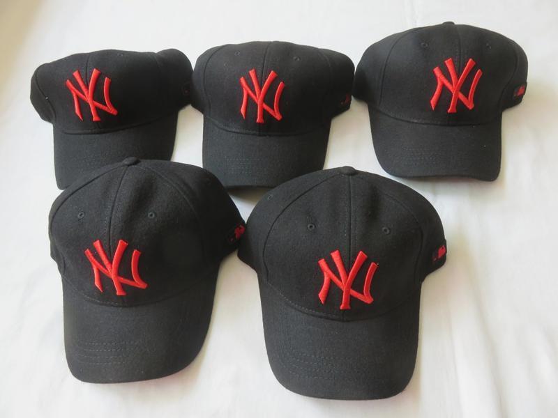 Теплые зимние бейсболки кепки new york mlb шерсть