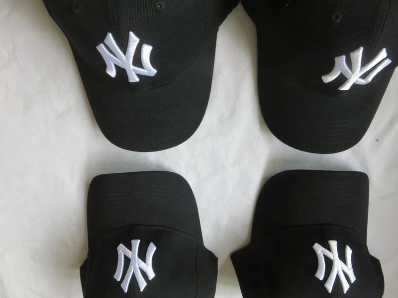 Кепки бейсболки new york  mlb - Фото 8