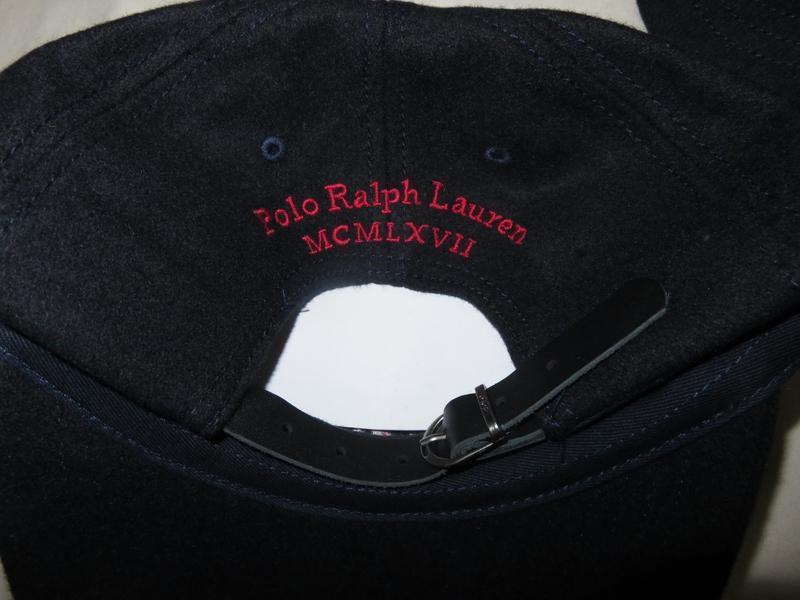 Зимние бейсболки polo ralf lauren оригинал шерсть - Фото 4