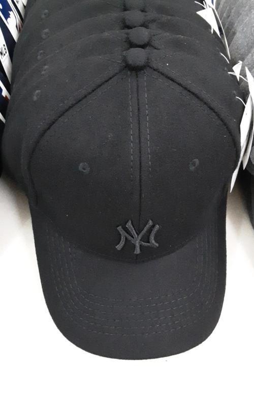 Зимние бейсболки кепки new york mlb шерсть оригинал 2019 г - Фото 2