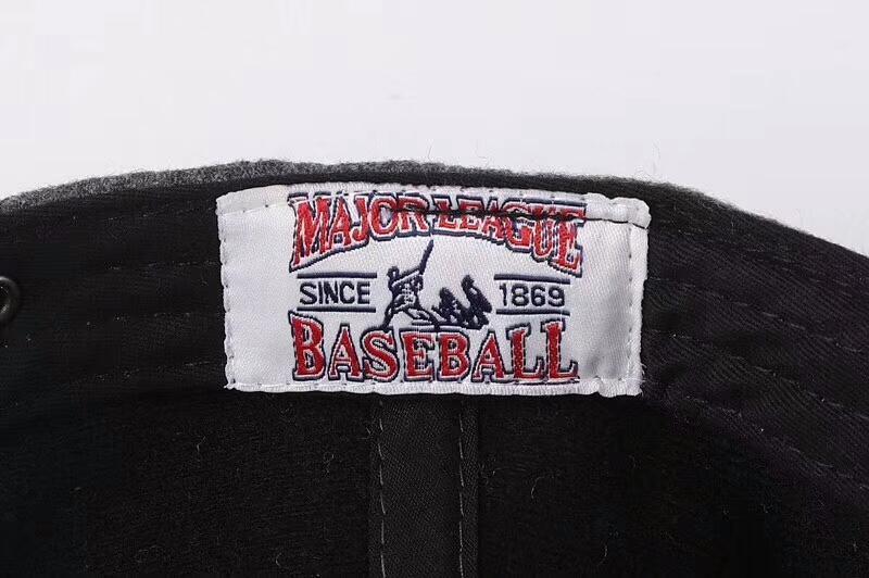 Зимние бейсболки кепки new york mlb шерсть оригинал 2019 г - Фото 4