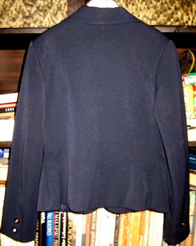 Школьный пиджак для девочки - Фото 3
