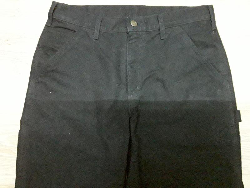 Утепленные джинсы Carhartt, оригинал. - Фото 2